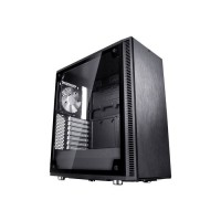 FRACTAL DESIGN Boitier PC, Define C, Verre trempé