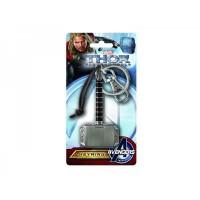 Porte Clé Avengers 2 Thor Marteau Metallique