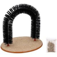 Arche - Diametre 75 cm environ - Pour éliminer les poils morts - Pour chat