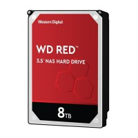 """WD Red? - Disque dur Interne NAS - 8To - 5 400 tr/min - 3.5"""" (WD80EFAX)"""