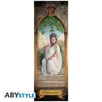 Poster de Porte Harry Potter - Grosse Dame - Roulé filmé (53x158) - ABYstyle