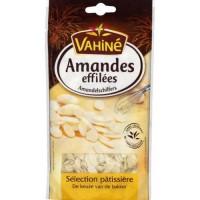 VAHINE Amandes effilées - 125 g
