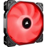 CORSAIR Ventilateur de boitier Air Series AF140 Low Noise 140 mm - Rouge - (CO-9050086-WW)