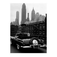 Affiche papier - Marilyn in New York City - Shaw - 60x80 cm