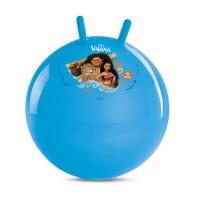 VAIANA - Ballon Sauteur - 50 cm - Jeu de Plein Air - Fille - A partir de 3 ans.
