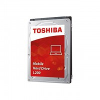 TOSHIBA Disque dur interne L200 - 500 Go - 8 Mo - 2,5'' - 5400 Tours/min - Bulk