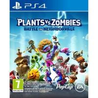 Plants Vs. Zombies: La bataille de Neighborville Jeu PS4
