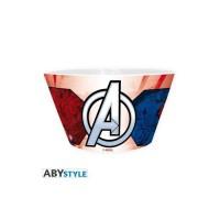 Bol Marvel - Iron Man VS Captain America - 460 ml - ABYstyle