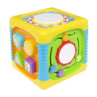 WINFUN - Music Fun Cube d'activités