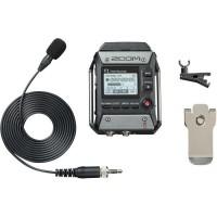 Zoom F1-LP Enregistreur numérique 2 pistes (1 piste stéréo) - port pour capsules ZOOM et entrée micro/ligne sur jack 3