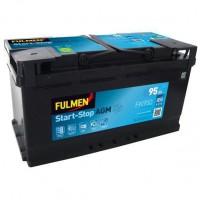 FULMEN Batterie auto START-STOP AGM FK950 (+ droite) 12V 95AH 850A