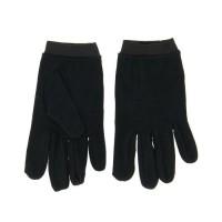 MQS Sous-gants coton - Noir - Taille unique