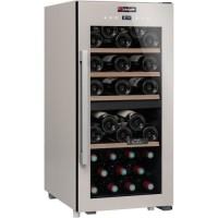 CLIMADIFF - CLS41MT - Cave de service double zone - 41 bouteilles - Pose libre - A - L40 x H85,5cm
