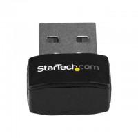 StarTech.com Adaptateur USB WiFi - AC600 - Adaptateur réseau sans fil nano bi-bande 802.11ac 1T1R - 2,4 GHz / 5 GHz (USB433ACD1X