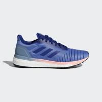 ADIDAS Baskets de running Solar Drive - Femme - Violet