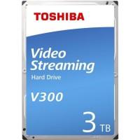 "Toshiba V300 3 To - Disque dur 3.5"" 3 To 5940 RPM 64 Mo Serial ATA III pour Streaming ( Catégorie : Disque dur interne )"