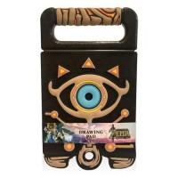 Bloc note Pyramid - Zelda - Marron