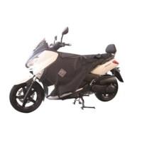 TUCANO URBANO Surtablier Scooter ou Moto Adaptable R080X Noir