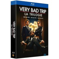 Blu-ray Coffret Trilogie Very Bad Trip