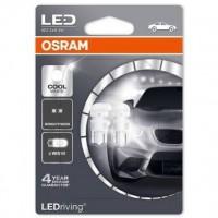 OSRAM Led LEDriving SL W5W Blanc froid 6000K