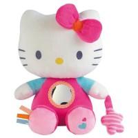 "Jemini Hello Kitty peluche activites ""baby tonic"" +/- 23 cm"