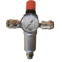 MICHELIN Filtre Régulateur Complet 3/8 M pour compresseur
