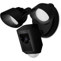 RING Caméra de surveillance Floodlight - Noir