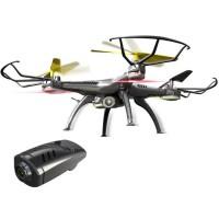 FLYBOTIC - Spy Racer - Drone Radiocommandé Enfant 38 cm avec caméra embarquée - 2,4Ghz -14 ans et +