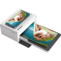 "AGFA AMO46 Imprimante Photo Realpix Moment - 4*6"" - Bluetooth - Blanc"