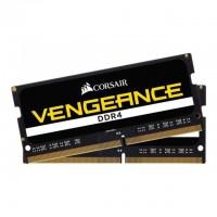 CORSAIR Mémoire PC DDR4 - Sodimm - 32 Go (2 x 16 Go) - 2666MHz - CAS 18 (CMSX32GX4M2A2666C18)