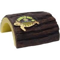 ZOOMED Abri imitation bois - XXL - Pour tortue, reptile et amphibien