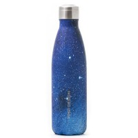 YOKO DESIGN Bouteille isotherme - Galaxy - 500 ml
