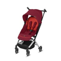 GB Poussette Gold Pockit+ All City Rose - Rouge