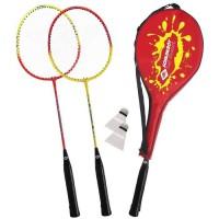 SCHILDKROT Set de badminton 2 joueurs