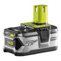 RYOBI Batterie avec indicateur niveau de charge - 18V 4,0Ah