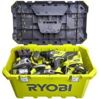 RYOBI Boîte a outils 56 cm - 56 L - ( 56 x 32 x 31 cm)