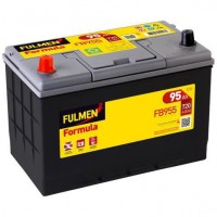 FULMEN Batterie auto FORMULA FB955 (+ gauche) 12V 95AH 720A