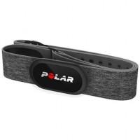 POLAR Capteur de fréquence cardiaque H10 PLUS - Taille M/XL - Gris