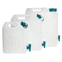 Jerrycan extra-fort avec robinet eau propre 5 litres