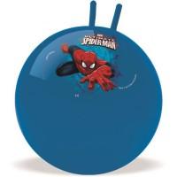 SPIDERMAN - Ballon sauteur - Jeu de Plein Air - Garçon - A partir de 3 ans.