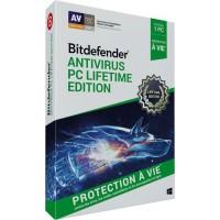 BITDEFENDER Antivirus PC Lifetime Edition - Protection a vie
