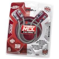 MTX Câble RCA StreetWires ZNHD1.2 1 m Haut de Gamme Symétrique 100% Cuivre ZeroNoise