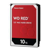 """WD Red? - Disque dur Interne NAS - 10To - 5 400 tr/min - 3.5"""" (WD100EFAX)"""
