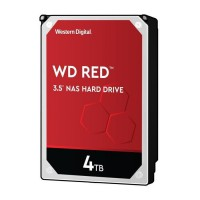 """WD Red? - Disque dur Interne NAS - 4To - 5 400 tr/min - 3.5"""" (WD40EFRX)"""