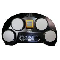 MEDELI Multipad de 4 pads lumineux apprentissage noir et gris