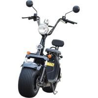 MOOVWAY Scooter électrique Coco - Homologuée Route - Noir