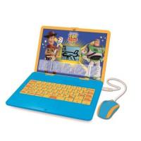 LEXIBOOK - Toy Story - Ordinateur portable éducatif bilingue (EN/FR) pour enfant avec 120 activités