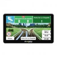 """MAPPY GPS spécial camion 7"""" - Bluetooth 2.1"""