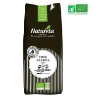 NATURELA Café moulu - 100 % arabica - N° 1 - BIO - 1 kg