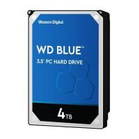 """WD Blue? - Disque dur Interne - 4To - 5 400 tr/min - 3.5"""" (WD40EZRZ)"""